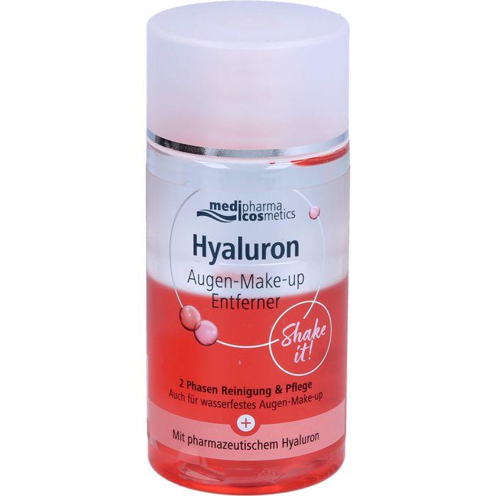 Medipharma Cosmetics HYALURON AUGEN-MAKE-UP Entferner