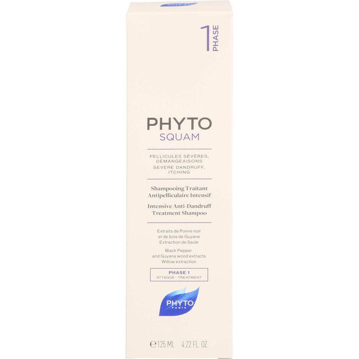 PHYTO PHYTOSQUAM Antischuppen Intensiv Kur-Shampoo
