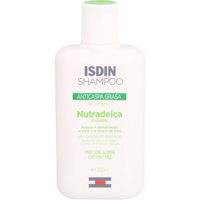 ISDIN Nutradeica Shampoo gegen Schuppen und fettiges Haar