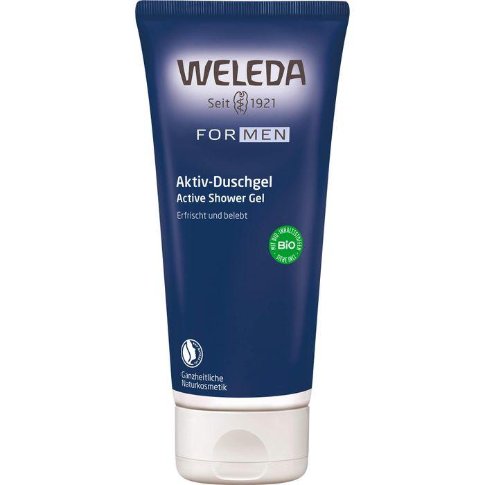WELEDA for Men Aktiv-Duschgel