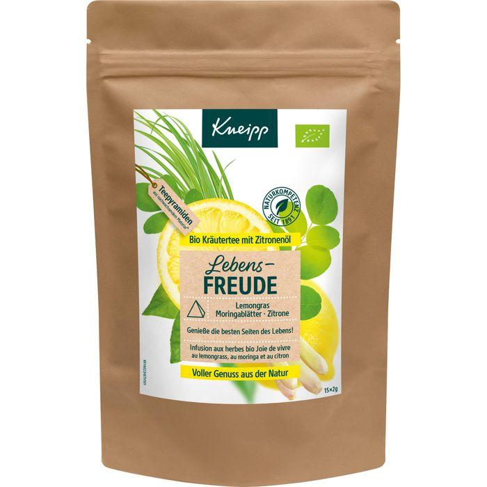 KNEIPP Bio Kräutertee Lebensfreude m.Zitronenöl