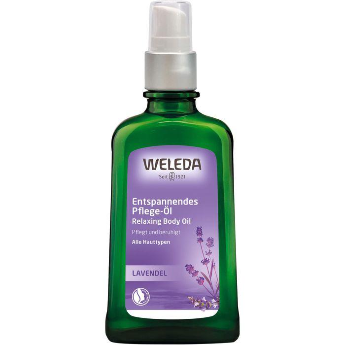 WELEDA Lavendel entspannendes Pflege-Öl