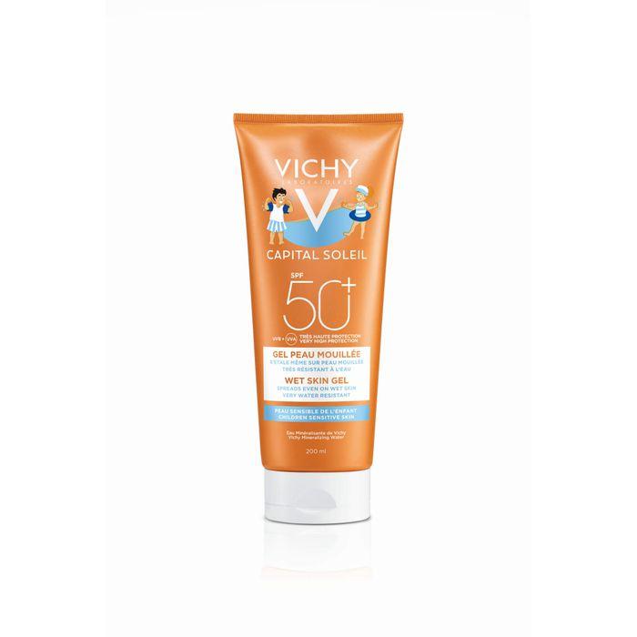 VICHY CAPITAL Soleil Kinder Wet Gel-Milch LSF 50+