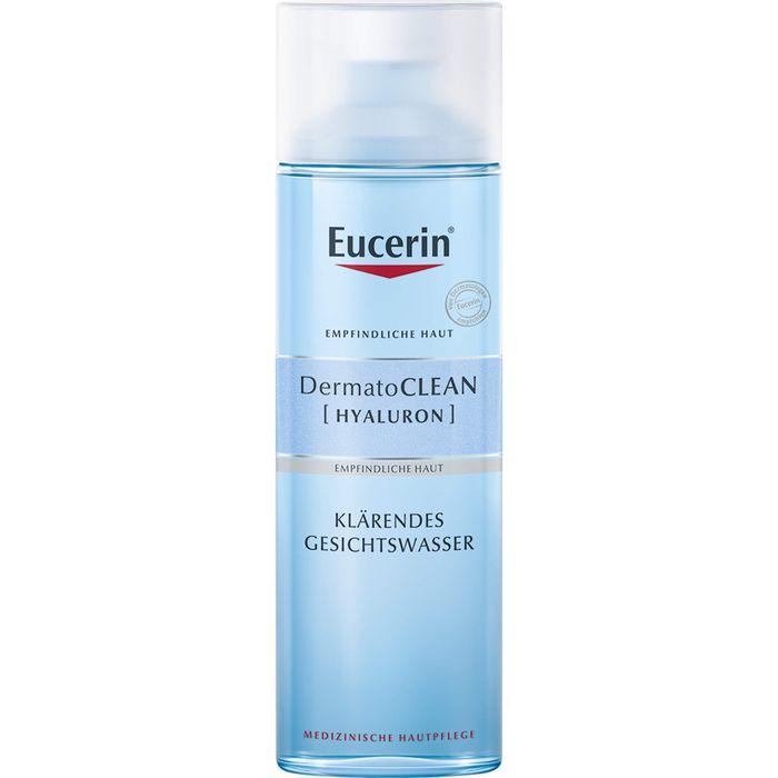 EUCERIN DermatoCLEAN Hyaluron klärendes Gesichtswasser