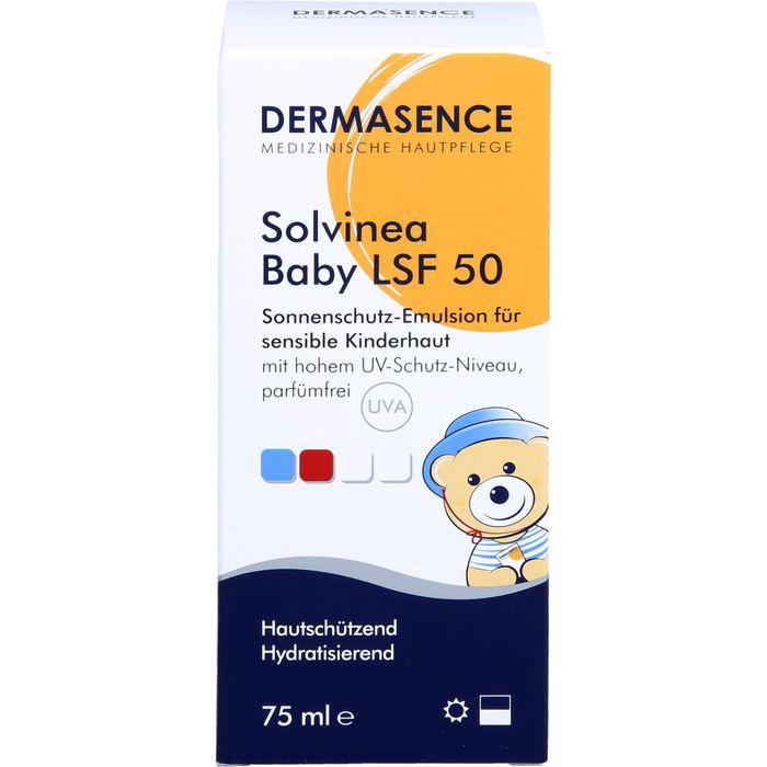 DERMASENCE Solvinea Baby Creme LSF 50