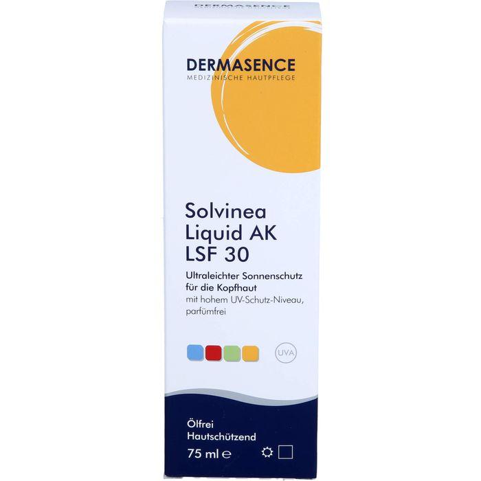 DERMASENCE Solvinea Liquid AK LSF 30