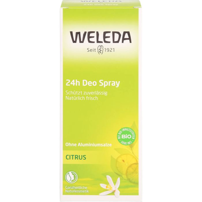 WELEDA Citrus 24h Deo Spray