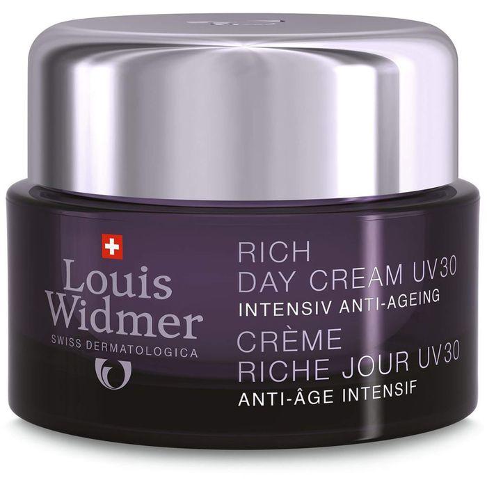 WIDMER Rich Day Cream UV 30 unparfümiert