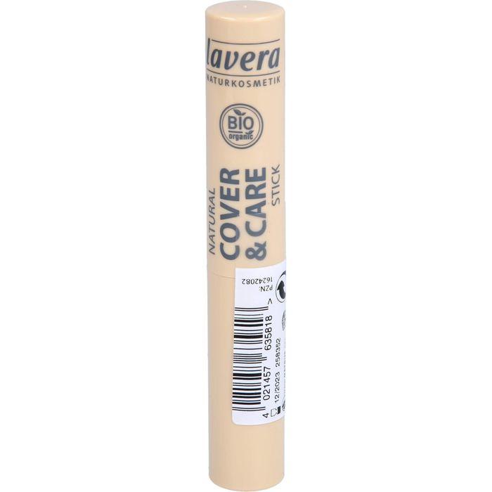 LAVERA cover & care Stick 03 honey