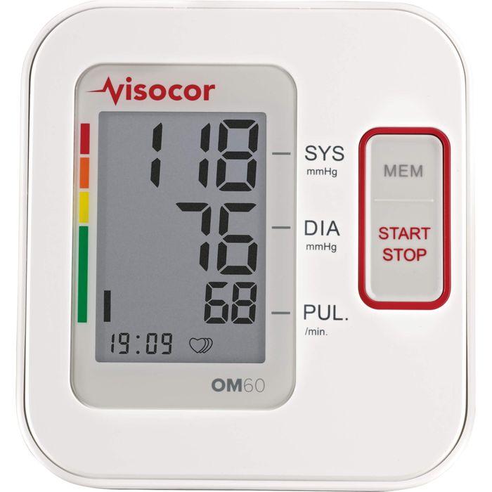 VISOCOR Oberarm Blutdruckmessgerät OM60
