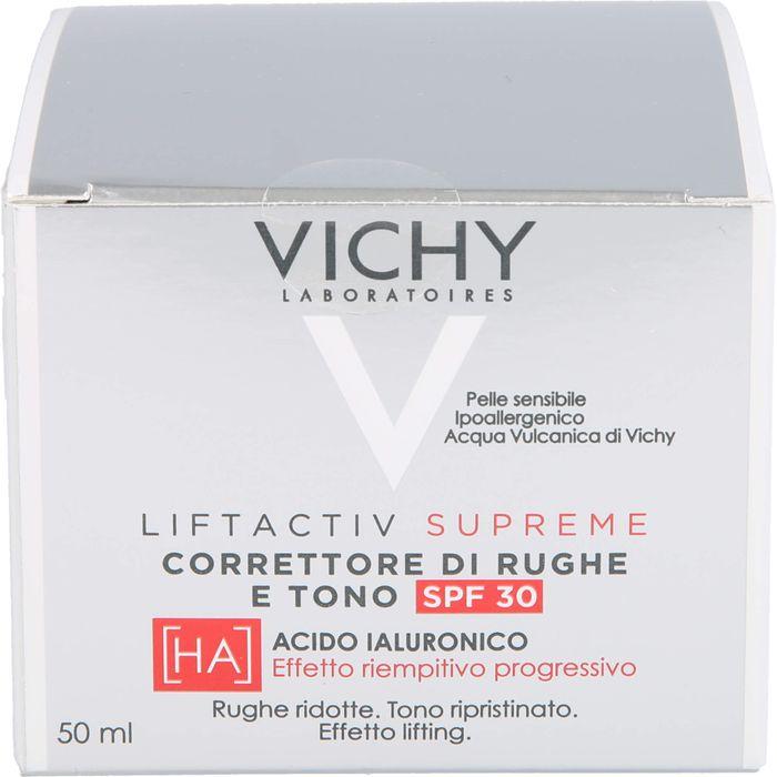 VICHY LIFTACTIV Supreme Anti-Falten Straffheit Creme LSF 30