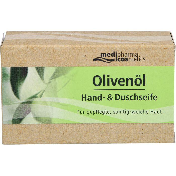 Medipharma Cosmetics OLIVENÖL HAND- & Duschseife