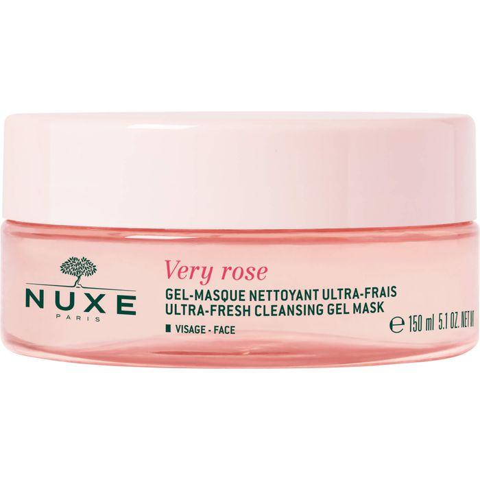 NUXE Very Rose reinigende Gel Gesichtsmaske