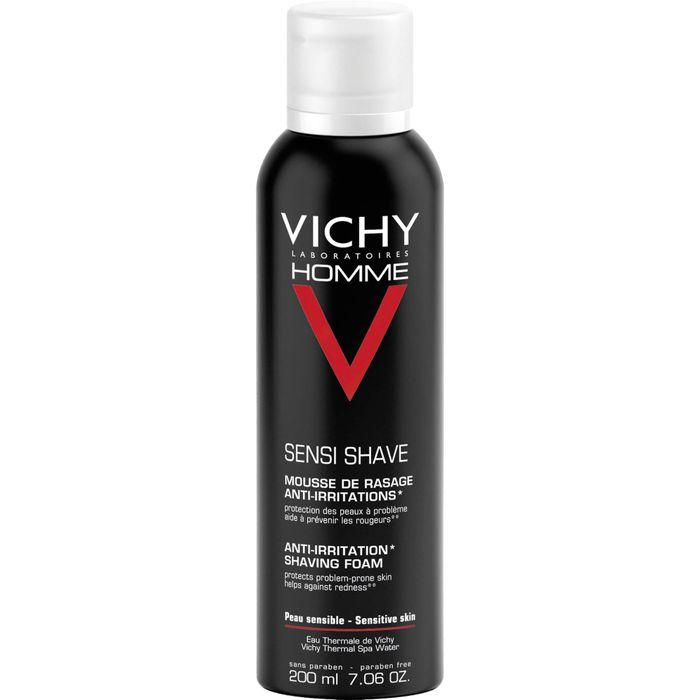 VICHY HOMME Rasierschaum Anti-Hautirritationen