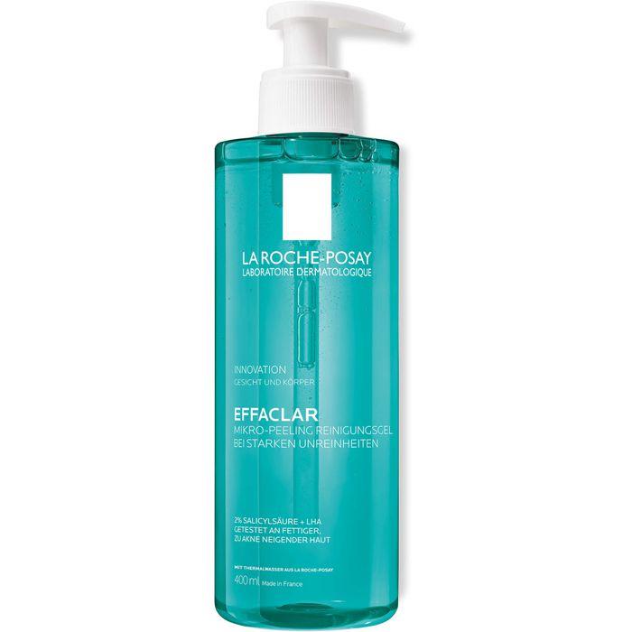 ROCHE-POSAY Effaclar Mikro-Peeling Reinigungsgel