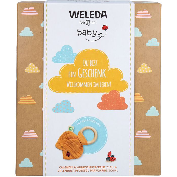 WELEDA Geschenkset Babypflege