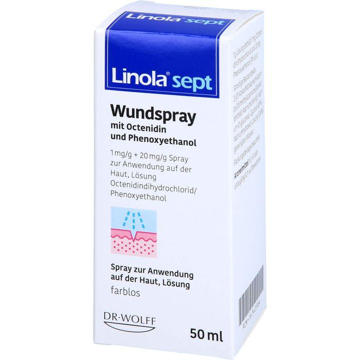 LINOLA sept Wundspray