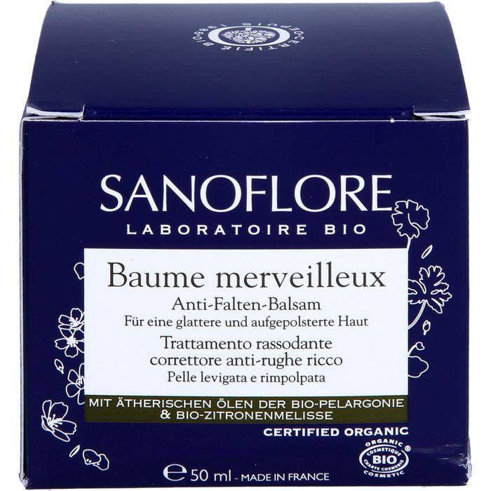 SANOFLORE Merveilleuse Anti-Falten-Balsam