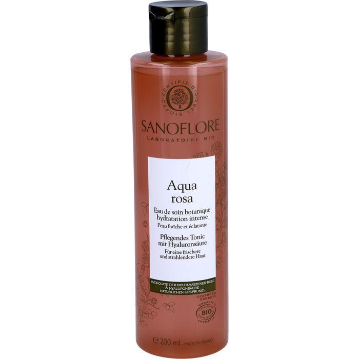 SANOFLORE Rosa Aqua rosa pflegendes Tonic