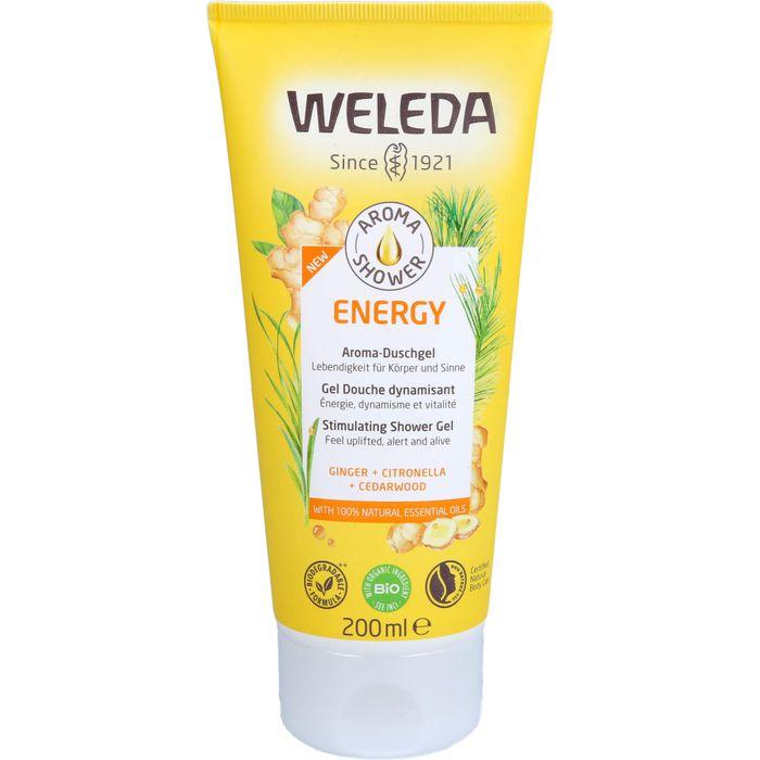 WELEDA Aroma Shower Energy