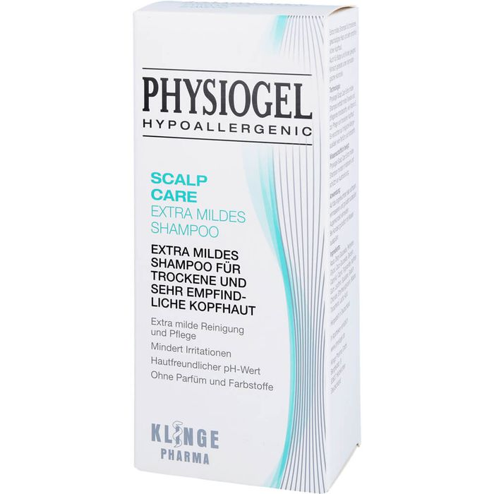 PHYSIOGEL Scalp Care extra mildes Shampoo