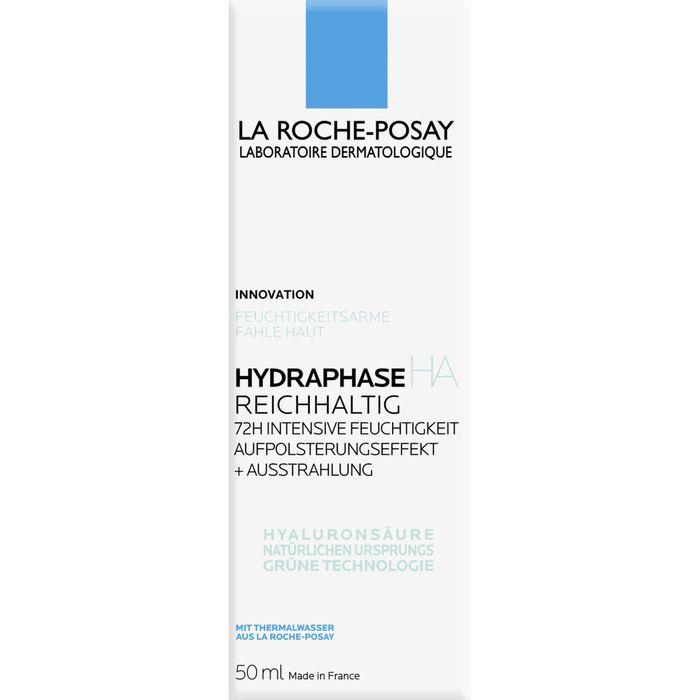 ROCHE-POSAY Hydraphase HA reichhaltig Creme