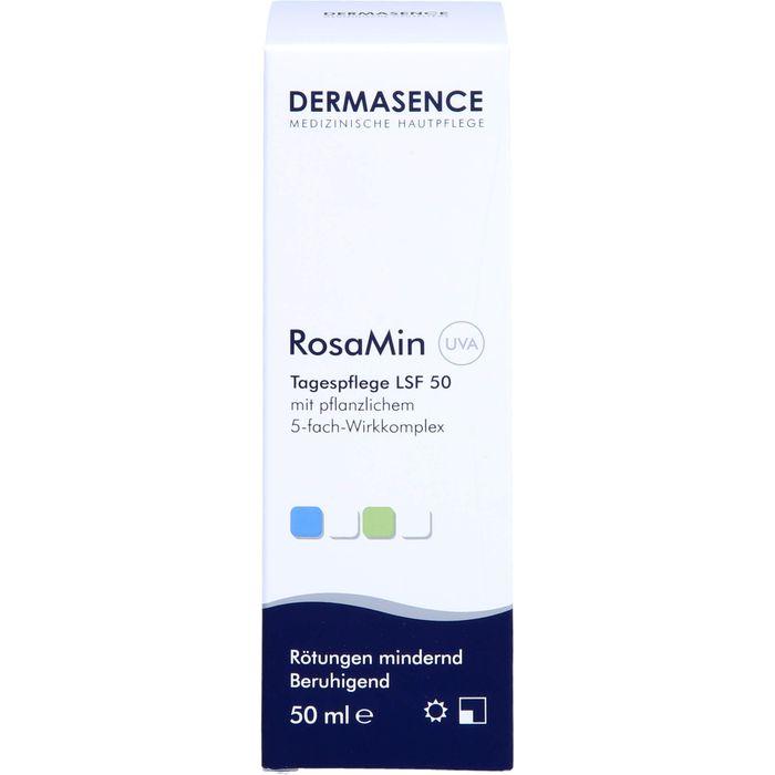 DERMASENCE RosaMin Tagespflege LSF 50 Emulsion