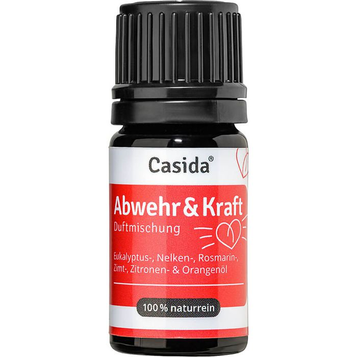Casida ABWEHR & KRAFT Duftmischung ätherisches Öl